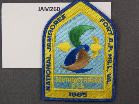 1985 National Scout JamboreeSouthern Region Blue Border [JAM260]^^