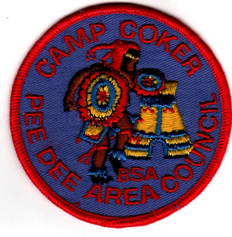 1972-1973 Camp Coker Fancy Dancer [CC391]