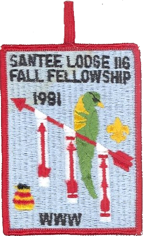 #116 Santee Lodge 1981 Fall Fellowship [CC208]