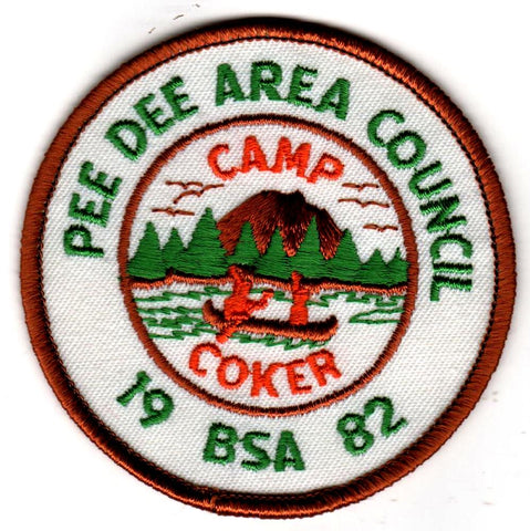 1982 Camp Coker Camper