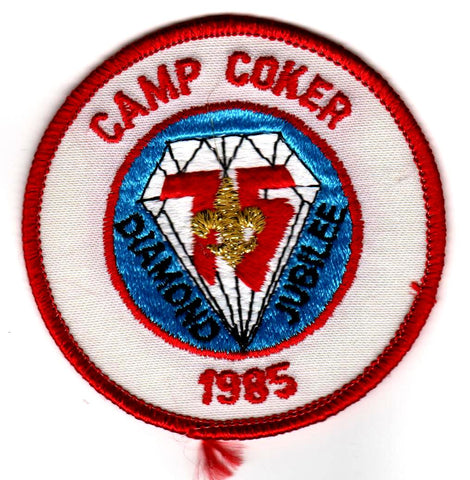 1985 Camp Coker Camper Diamond Jubilee [CC413]