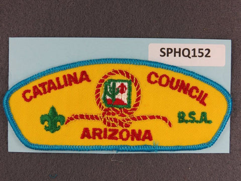 Catalina Council Arizona CSP Blue Border