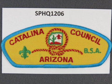 Catalina  Arizona CSP Teal Blue Border [SPHQ1206]##
