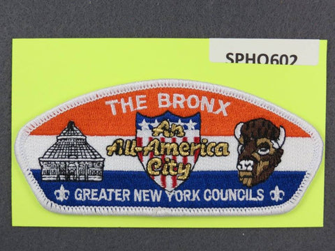 Greater New York Councils The Bronx CSP White Border