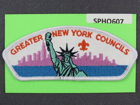 Greater New York s CSP White Border [SPHQ607]##