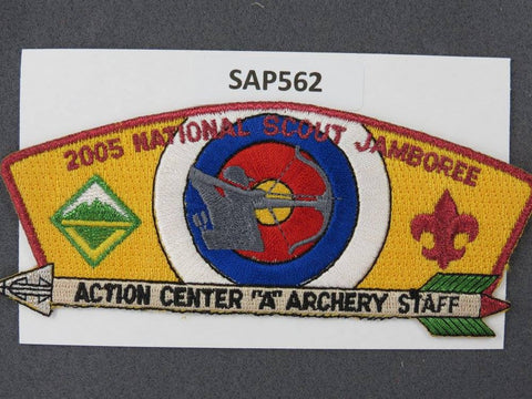 National Scout Jamboree 2005 JSP Action Center