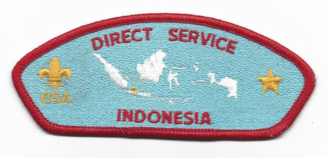Direct Service CSP Indonesia RED Border [IND-0303]