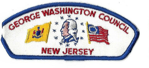 George Washington Council New Jersey CSP DBL. Border[NAN-2370]