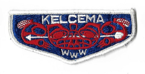 OA 305 Kelcema S2b Flap WHITE Bdr Evergreen Area Everett, WA [NAN-618]
