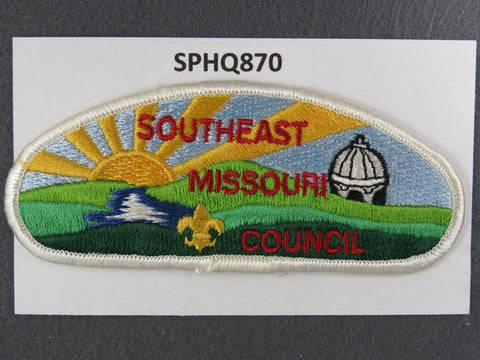 Southeast Missouri  CSP White Border [SPHQ870]##