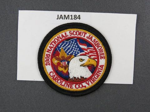 2005 National Scout Jamboree Caroline Co., Virginia Black Border [JAM184]^^