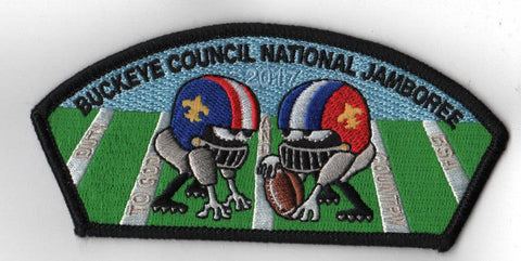 2017 National Scout Jamboree Buckeye  Black JSP [FB257]