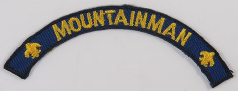 Camp Crooked Creek Mountainman Segment Lincoln Heritage Council [C-717]