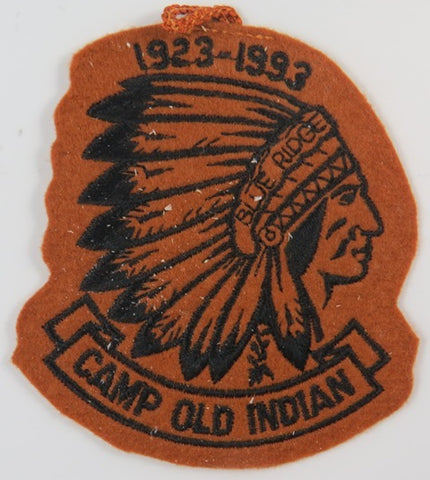 1923-1993 Camp Old Indian Blue Ridge Council SC [C-808]