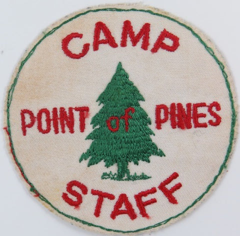 Camp Staff Point of Pines [C-810]