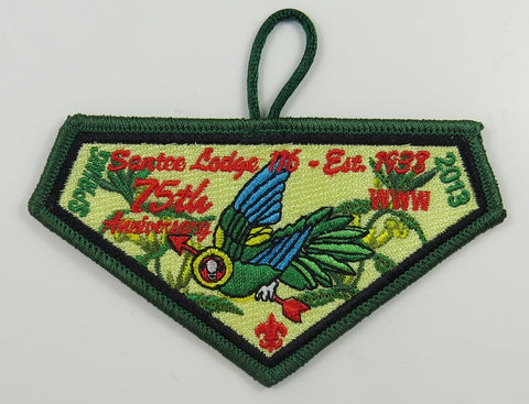 #116 Santee Lodge 2013 Spring Fellowship - Scout Patch HQ