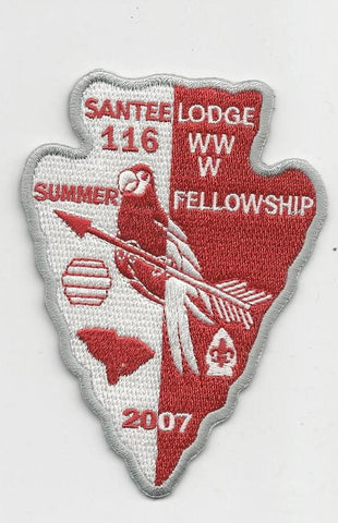 OA Lodge Santee 116 2007 Summer Fellowship Pee Dee Area SC [SMV194]
