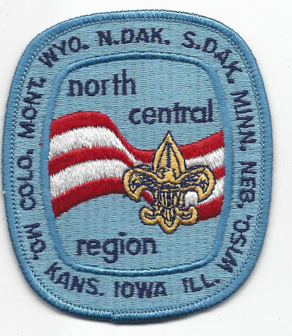 North Central Region Patch