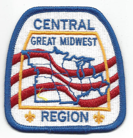 Central Region Great Midwest Patch [IL148]