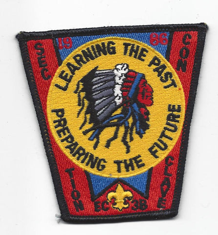 1986 Section EC-3B Conclave Patch