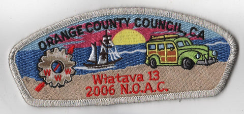 OA Lodge # 13 Wiatava  2006 NC Orange County Council SAP