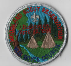 1995 Ingersoll Scout Reservation W. D. Boyce  SMY Border [IL419]