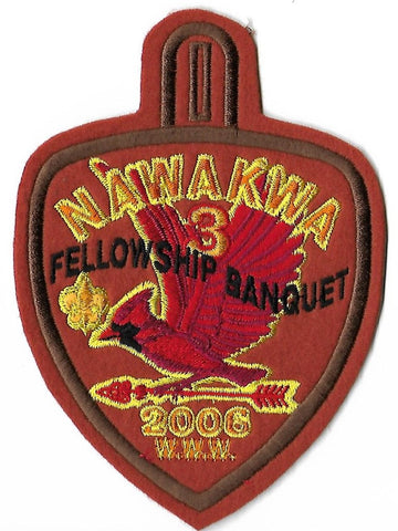 OA Lodge # 3 Nawakwa Robert E. Lee  2006 Fellowship Banquet [OAP145]