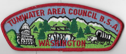 Tumwater Area Council T-1B