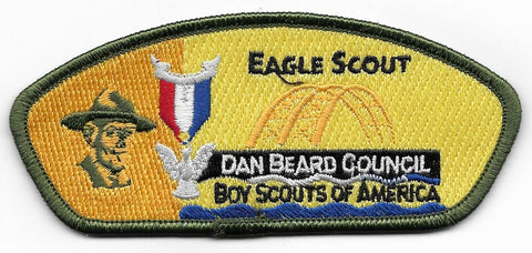 Dan Beard Council 2010 Eagle