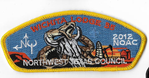 Northwest Texas Council 2012 issue