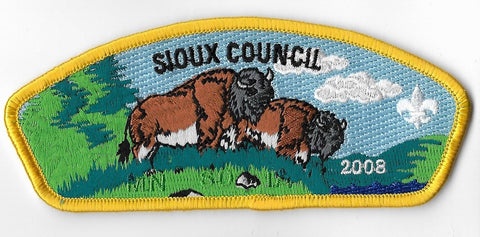 Sioux Council SA-34 2008 Campership