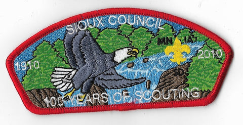 Sioux Council SA-36 2010 Campership