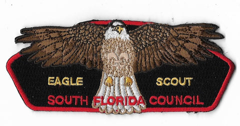 South Florida Council SA-26; 2006 Eagle Scout