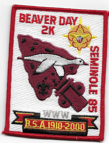 OA Lodge # 85 Seminole Gulf Ridge  2000 Beaver Day [OAP802]
