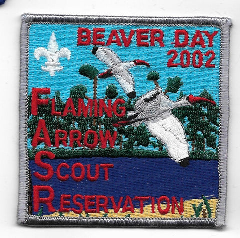 OA Lodge # 85 Seminole Gulf Ridge  2002 Beaver Day [OAP806]