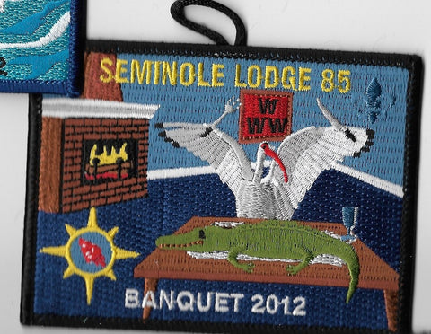 OA Lodge # 85 Seminole Gulf Ridge  2012 Banquet [OAP826]