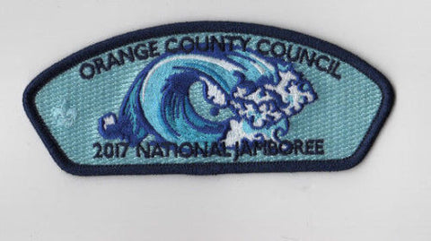 2017 National Scout Jamboree Orange County  Nvy Blu JSP [FB233]