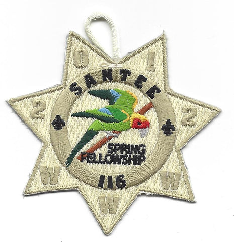 #116 Santee Lodge 2012 Spring Fellowship - Scout Patch HQ