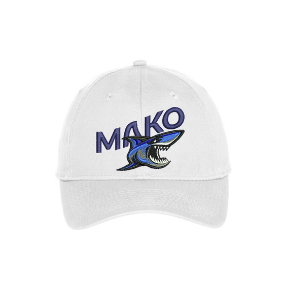 MAKO Hat - White