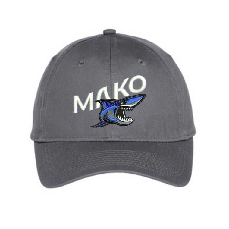 MAKO Hat - Grey