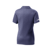 Legacy Contender Women's Polo Heather Blue