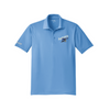 MAKO Micropique Men's Polo - Lake Blue