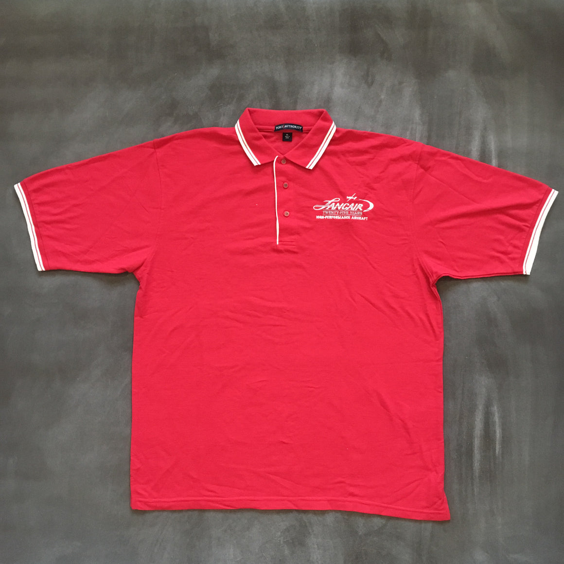 Men's 25th Anniversary Polo - FLASH SALE