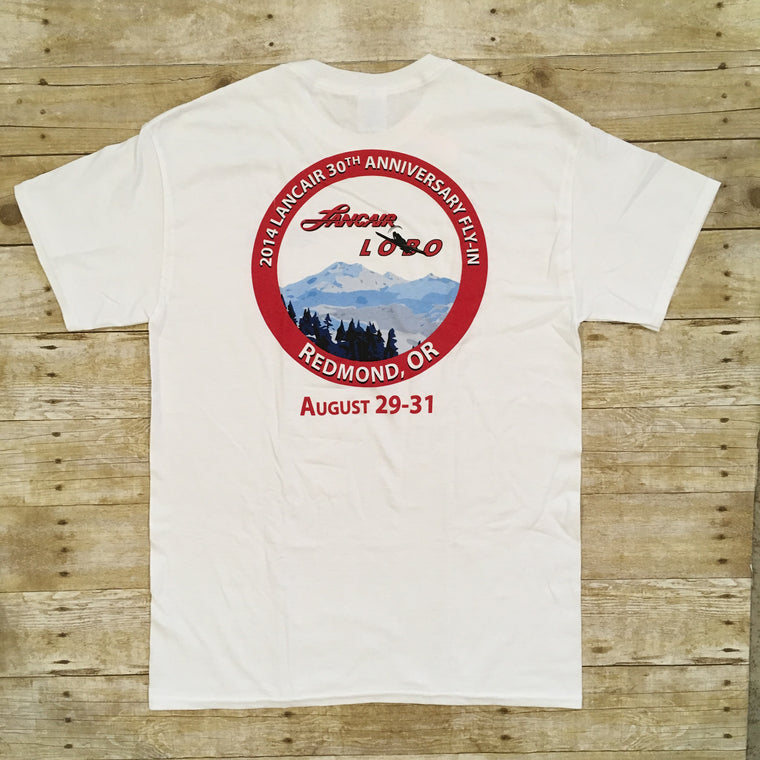 2014 30th Anniversary Fly-In Tee