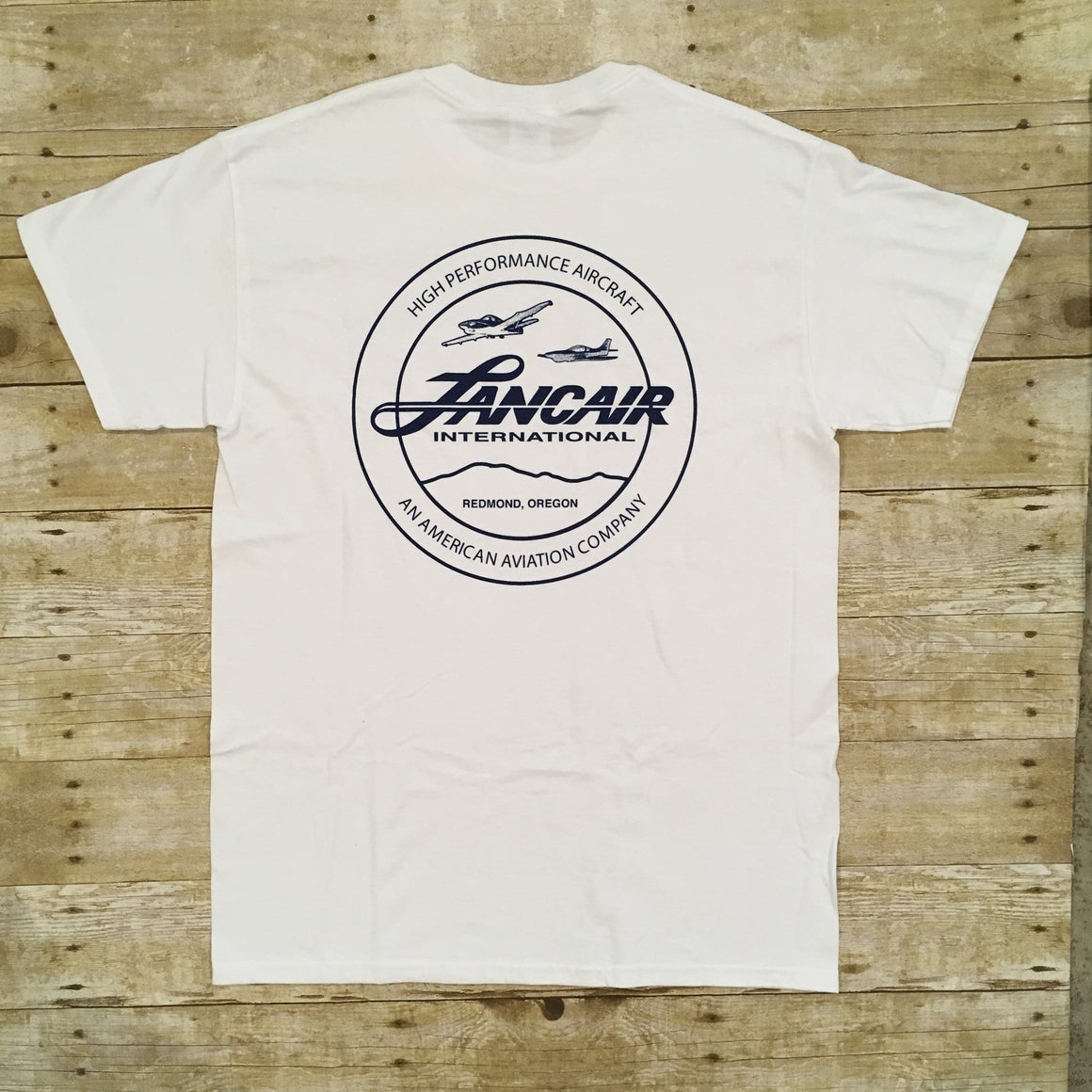 High Performance Aircraft Logo Tee
