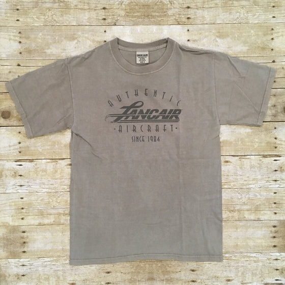 Authentic Lancair Tee - Tan
