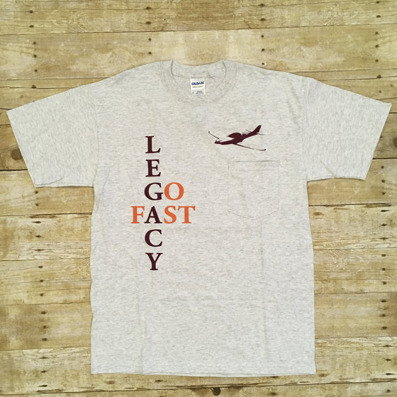 Legacy - Go Fast Tee