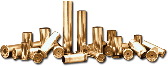 New, Processed & Range Brass For Loading