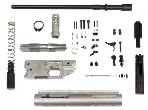 TNW Firearms Homebuilder Kit – 80% Receiver for the Aero Survival Rifle and Pistol