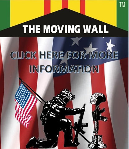The Moving Wall Coming to Lapeer Michigan